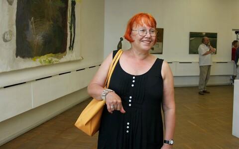 Disainer ja kunstnik Anu Rank-Soans.