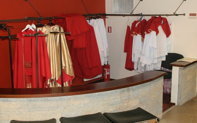 Kiek in de Kökis on kõik paavsti tulekuks valmis