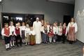 Paavsti tervitamine Tallinna lennujaamas