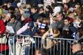 Rahvas koguneb Vabaduse väljakule missale