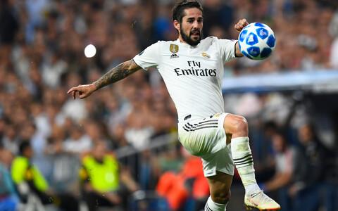 Madridi Reali poolkaitsja Isco