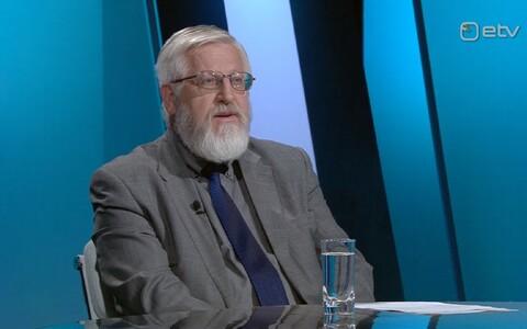 Eesti Teaduste Akadeemia president Tarmo Soomere.