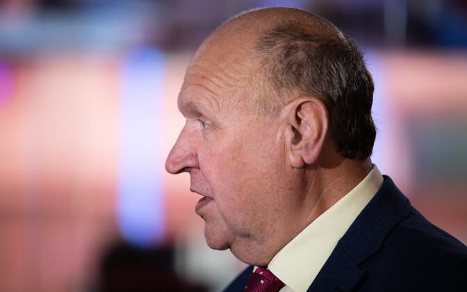 EKRE chairman Mart Helme.