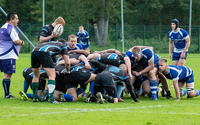 Tallinna Kalev RFC - Helsinki Rugby Club