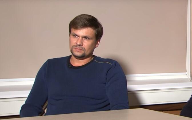 Ruslan Boširov/Anatoli Tšepiga telekanalis RT.