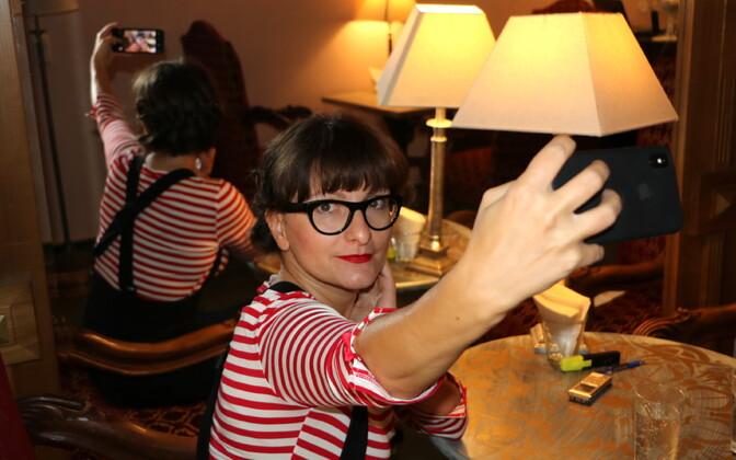 Katrin Tiidenberg on maailmas üks esimesi teadlasi, kes hakkas selfisid teaduslikult uurima.
