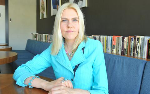 Julia Laffranque.