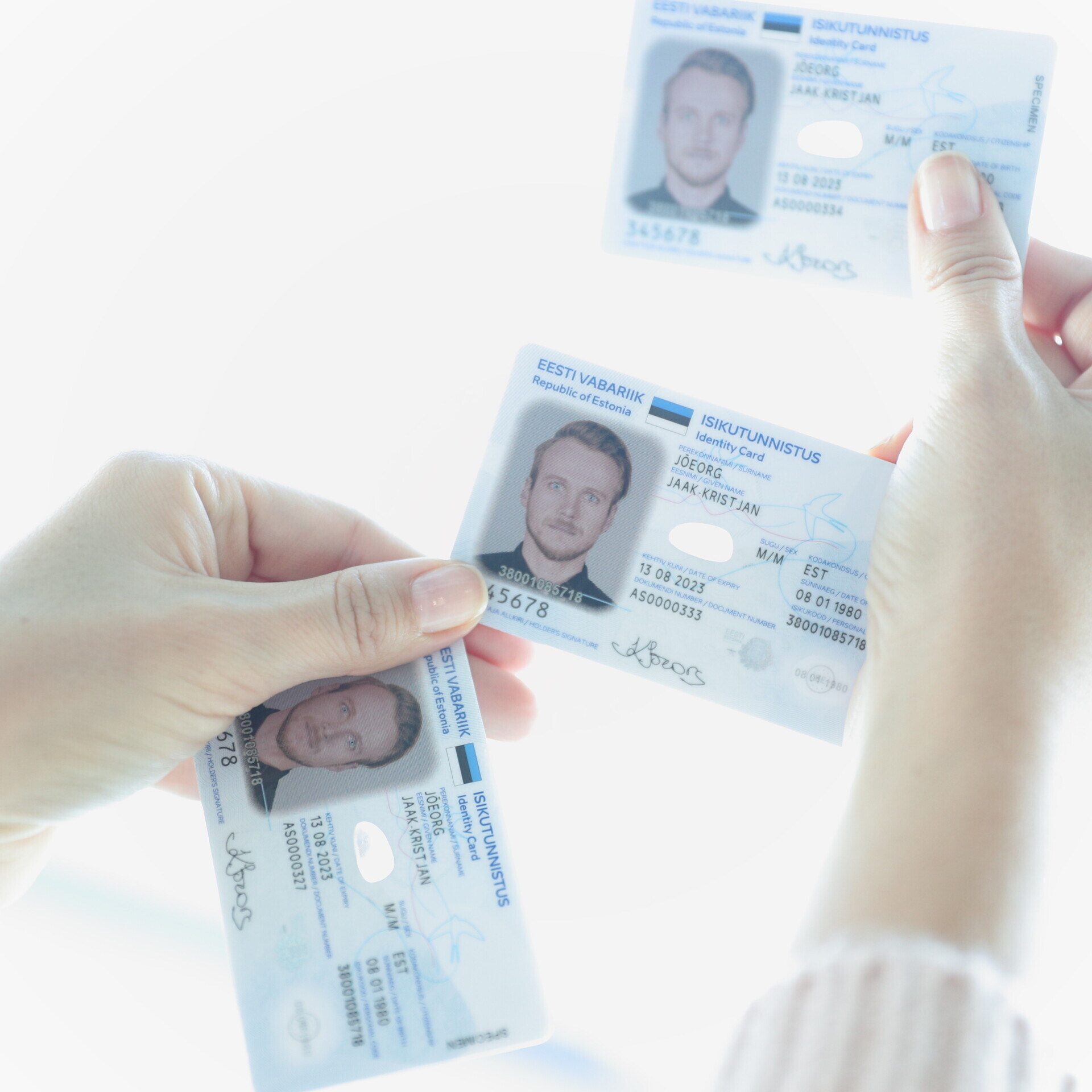 Estonia's first new ID cards to be issued this week | News | ERR