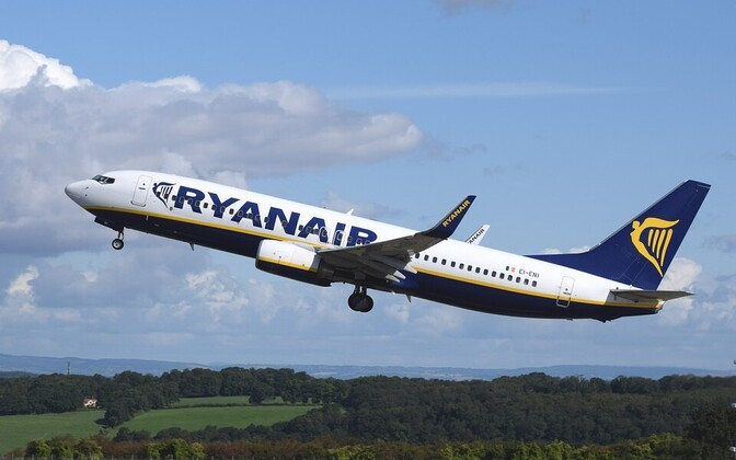 Ryanair operates a number of direct flights from Tallinn to European destinations.