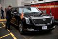 USA presidendi uus ametiauto 25. septembril New Yorgis.
