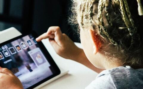 Nutitelefonide pidev kasutus on tõsine probleem ning arenevale ajule mõjub see arengut pärssivalt.
