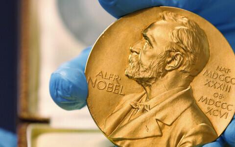Nobeli medalis leiduv kuld on väärt ligikaudu 7000 eurot.