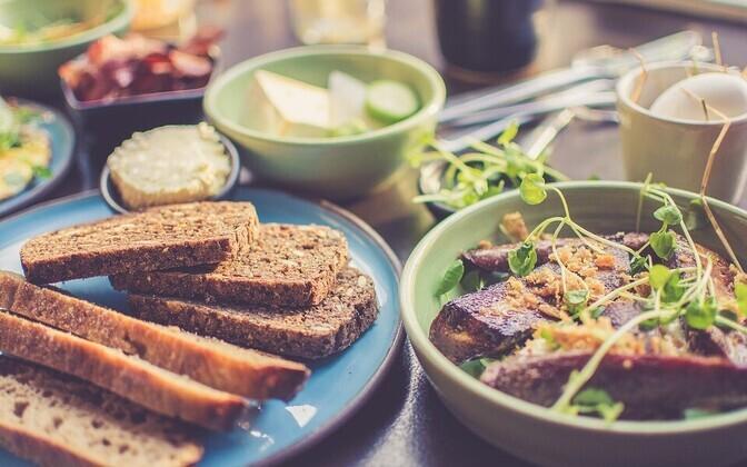 С годами жители Эстонии стали все больше обращать внимание на здоровое питание.