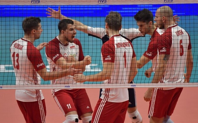 Poola võrkpallikoondis