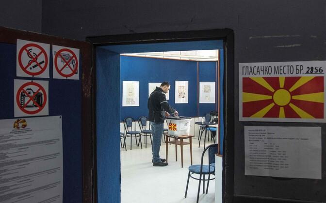 Референдум в Македонии.