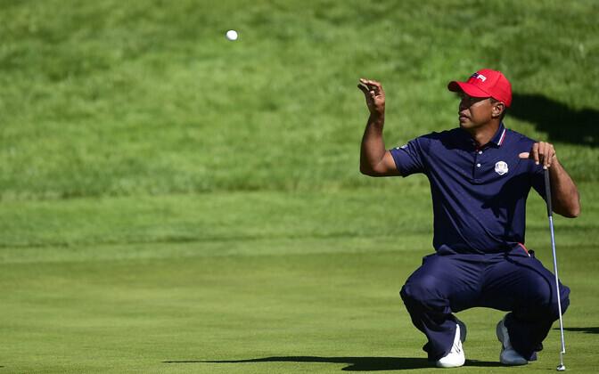 Tiger Woods Ryder Cupil