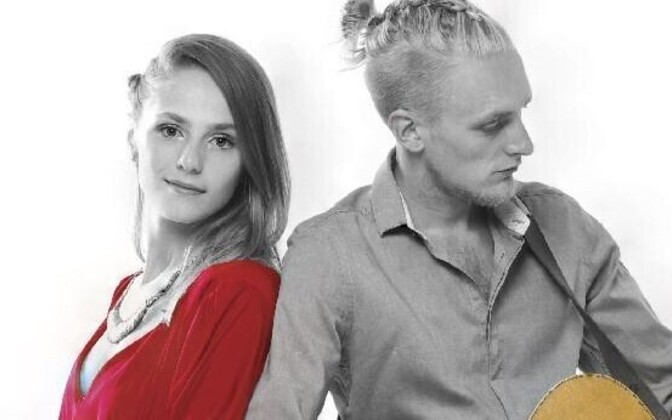 Brigita Murutar ja Paul Neitsov