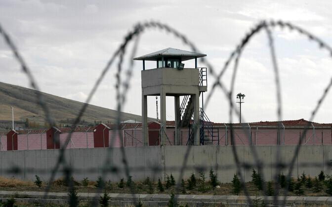 Vangla Türgis.