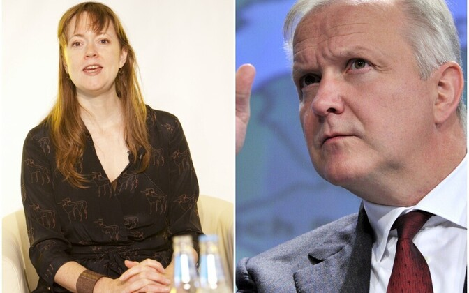 Heather Grabbe, Olli Rehn