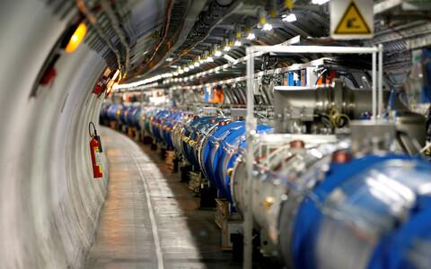 CERN-i Suur Hadronite Põrguti.