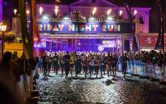 Friday Night Run 2017