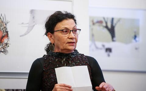 Регина Лукк-Тоомпере.
