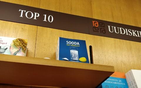 Erinevalt Eesti tänavusest raamatute müügiedetabelist, kus liigituvad esoteerikaks või eneseabiks 20 raamatut 100st, on USA-s näiteks 100 müüduima hulgas vaid 11 sarnast nimetust.