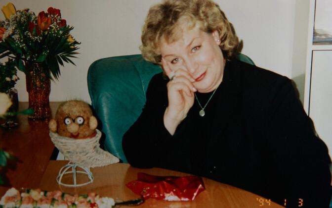 Anne Osvet