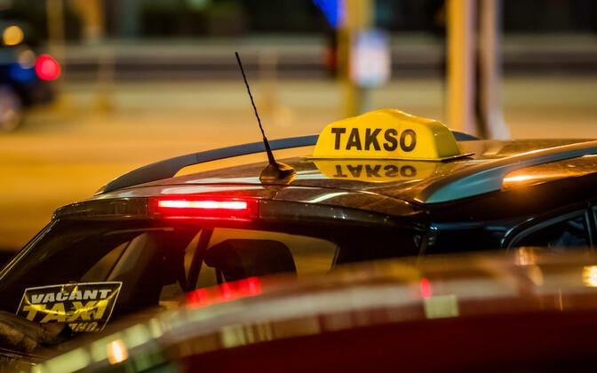 Таксисты в Эстонии регулярно становятся жертвами своих клиентов.