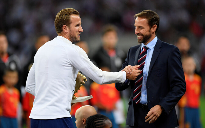 Harry Kane ja Gareth Southgate