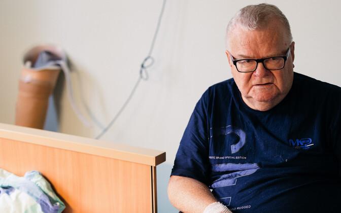 Toomas Sildami intervjuu Edgar Savisaarega Jõgeva haiglas