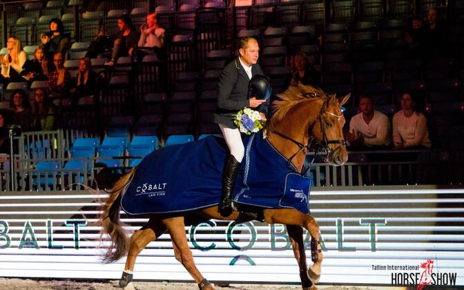 Ratsaspordifestival Tallinn International Horse Show