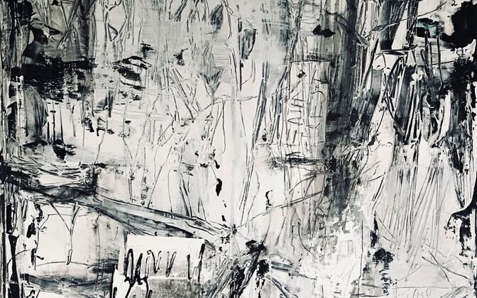 Fragment Jaan Elkeni tööst