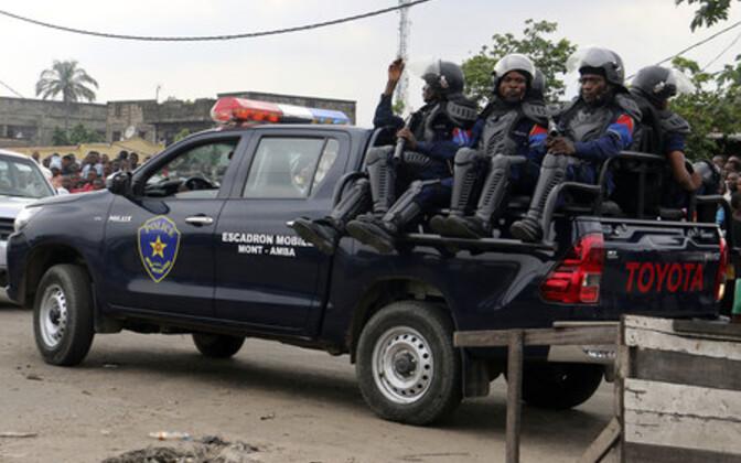 Kongo politsei
