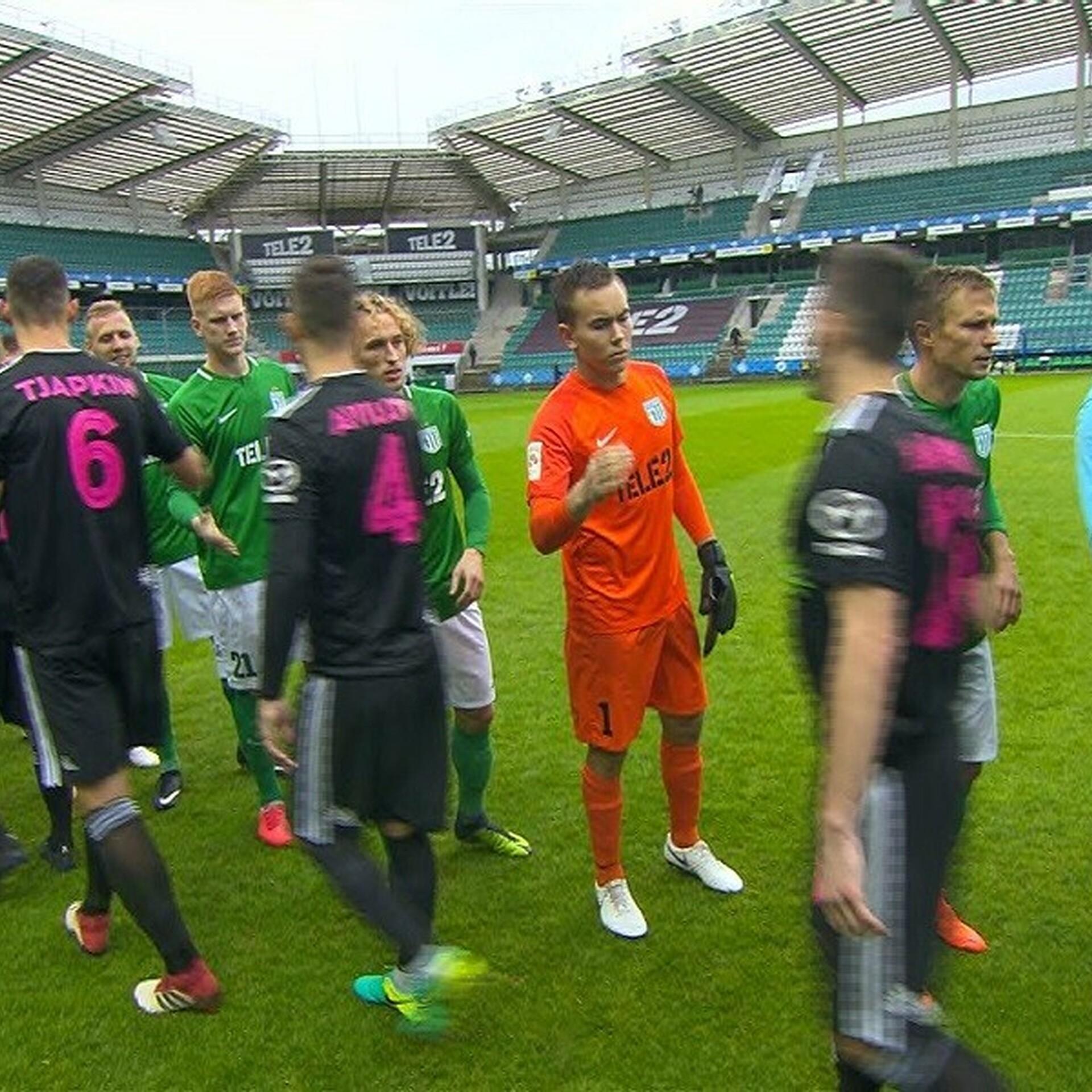 5c8332e11ad VAATA UUESTI | Tallinna FC Flora – Nõmme Kalju FC | Järelvaatamine | ERR