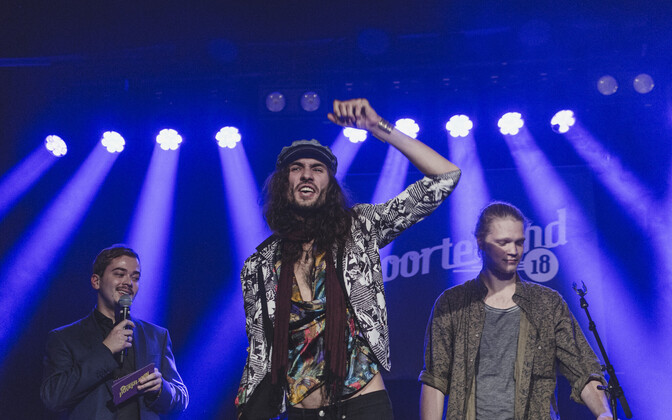 Noortebänd 2018 Tallinna poolfinaal
