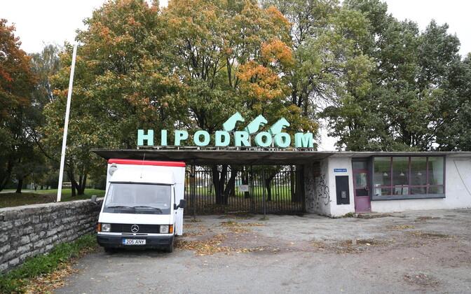 Tallinna hipodroom.