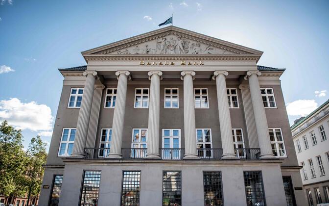 Danske Bank's head office in Copenhagen.