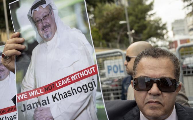 Джамаль Хашкаджи пропал 2 октября после визита в саудовское консульство.