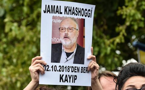 Джамал Хашкаджи был убит на территории посольства Саудовской Аравии.