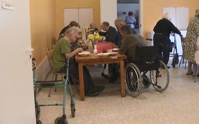 Дом для престарелых в эстонии дом для престарелых уют шапша
