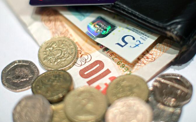 Briti raha.