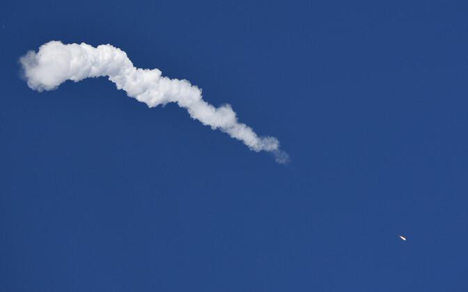 Õnnetus kosmoselaevaga Sojuz MS-10 11. oktoobril.