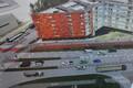 Прокладка новой магистральной улицы Рейди теэ.