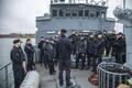 Mereväelase baaskursusel osalejad jäid ööpäevaks päästeparvedesse.