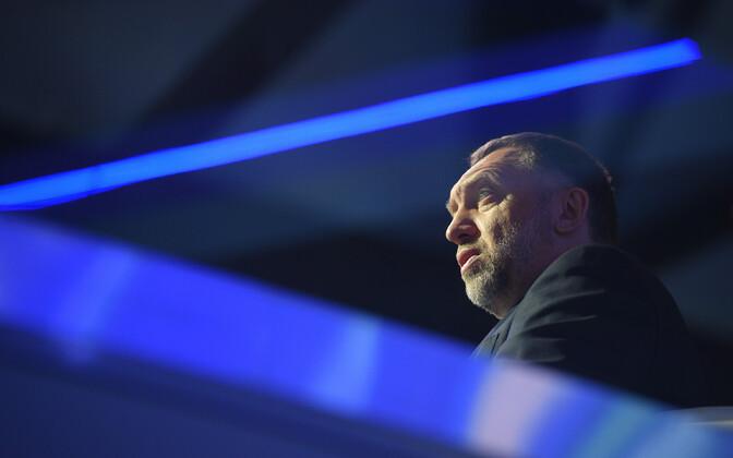 Vene oligarh Oleg Deripaska.