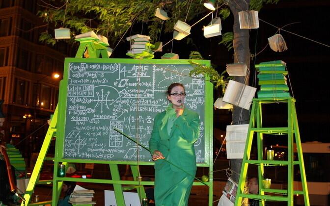 Õpetaja kuvand Eestis on alamakstud naine nign see kuvand vähendab tervikuna hariduse väärtust laste silmis.