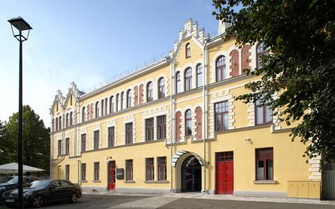 Park Hotel Viljandi.