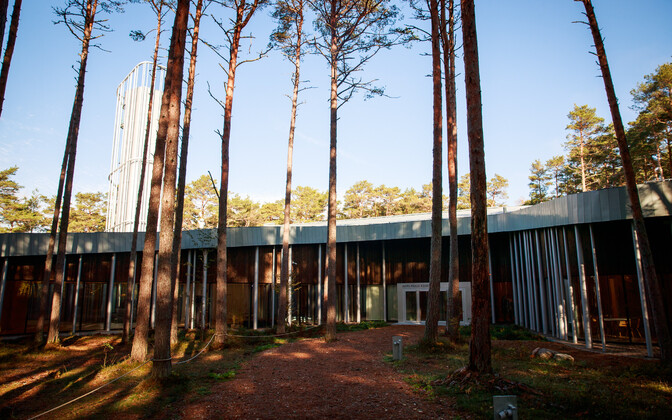 The Arvo Pärt Center in Laulasmaa, near Tallinn.