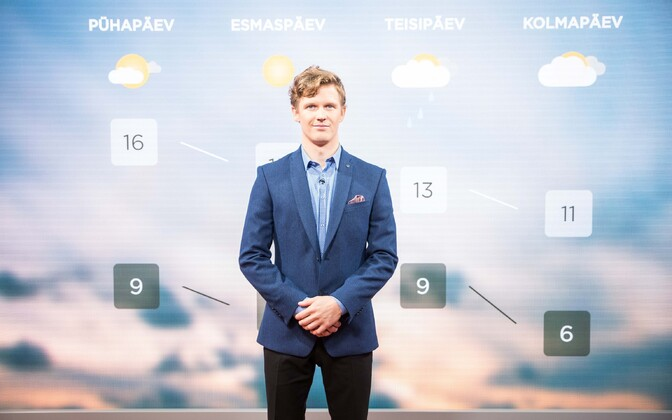 AK uus ilmateadustaja Ott Nool